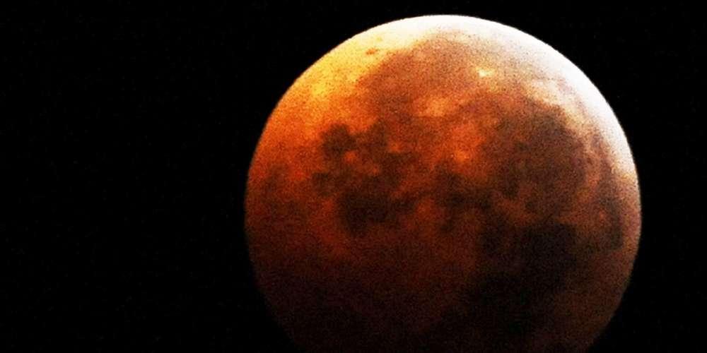 L'éclipse lunaire du siècle, c'est le 27 juillet