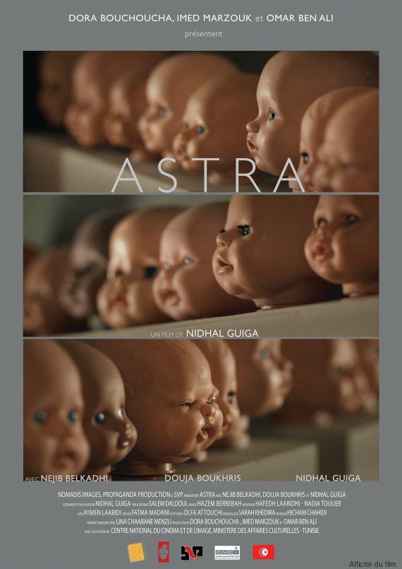 Affiche du court métrage Astra