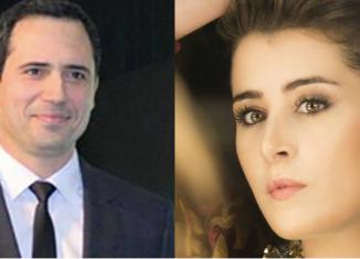 Dhafer El Abidine et Aicha Ben Ahmed