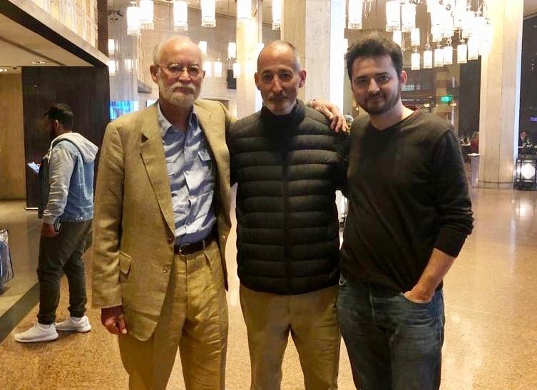 Daniel Ziskind au Festival International du Film du Caire