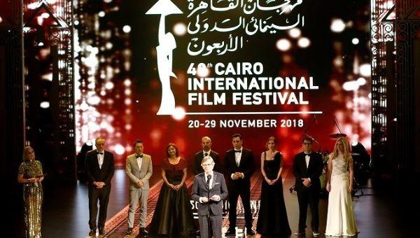 Mohamed Hefzy, Président du CIFF et les membres du Jury de la compétition internationale