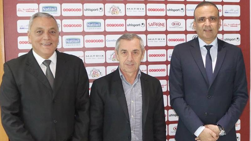 Tunisie : Alain Giresse, nouveau sélectionneur des