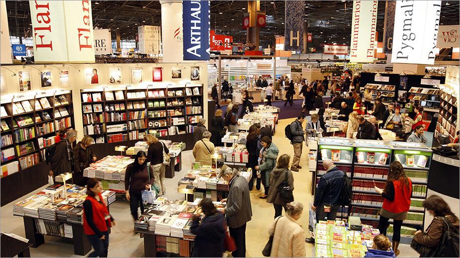 c8a6161dd0b Salon du livre de Paris   Les livres tunisiens en force