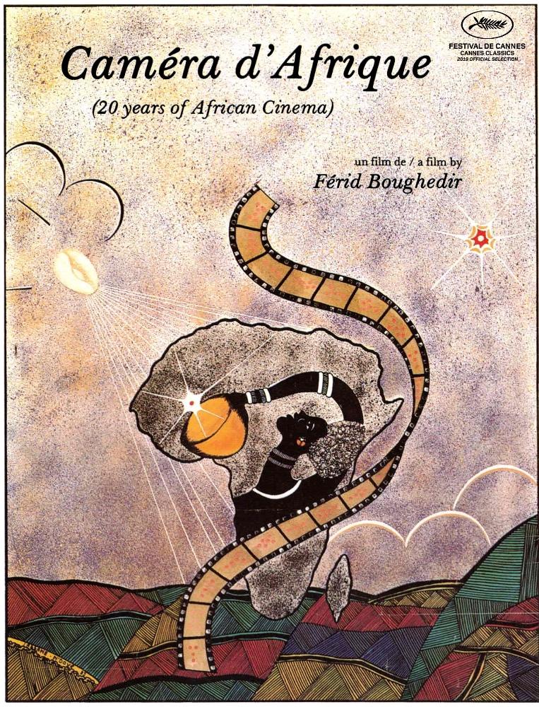 Affiche du film Camera d'Afrique