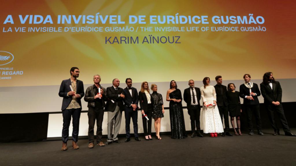 Le Prix Un Certain Regard pour le film La vie invisible d'Euridice Gusmao