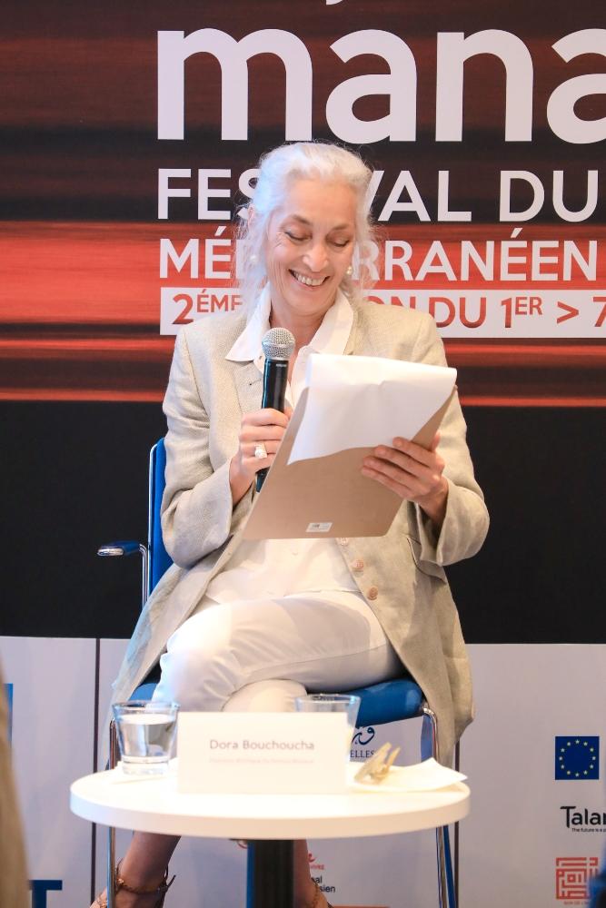 Conférence de Presse Manarat 3