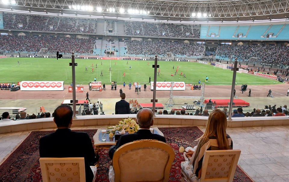 Le Css Remporte La Coupe De Tunisie