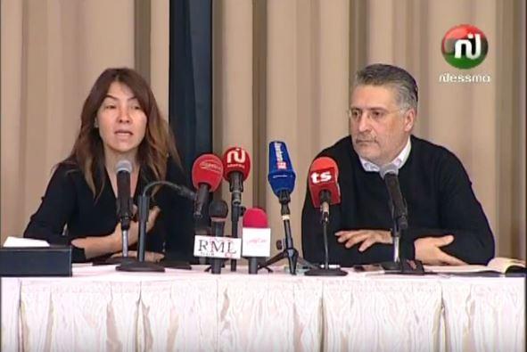 Arrestation de Nabil Karoui : Communiqué de Tahya Tounes
