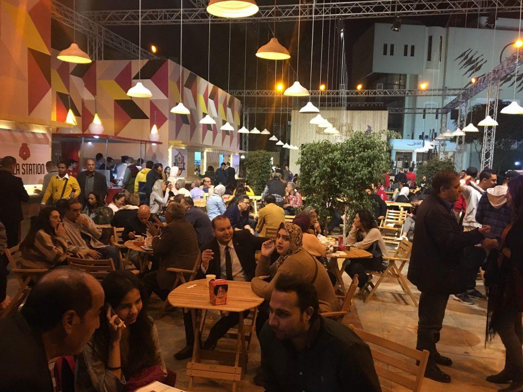 CIFF 41 food court