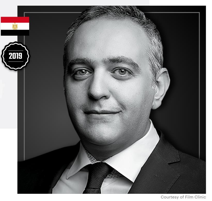 Mohamed Hefzy dans la liste Variety 500