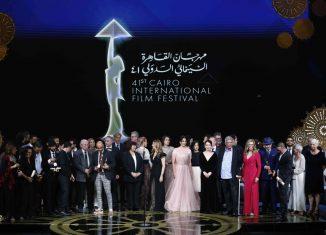 Cérémonie de clôture du CIFF 2019 - Les lauréats et les membres des jurys