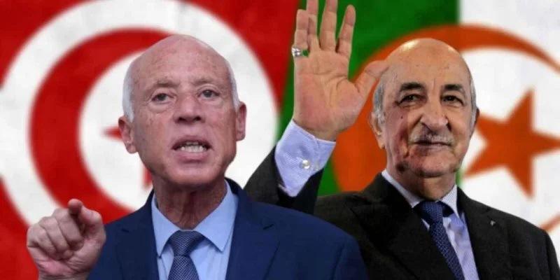 Le président tunisien, Kaïs Saïed chez Abdelmadjid Tebboune — Crise libyenne