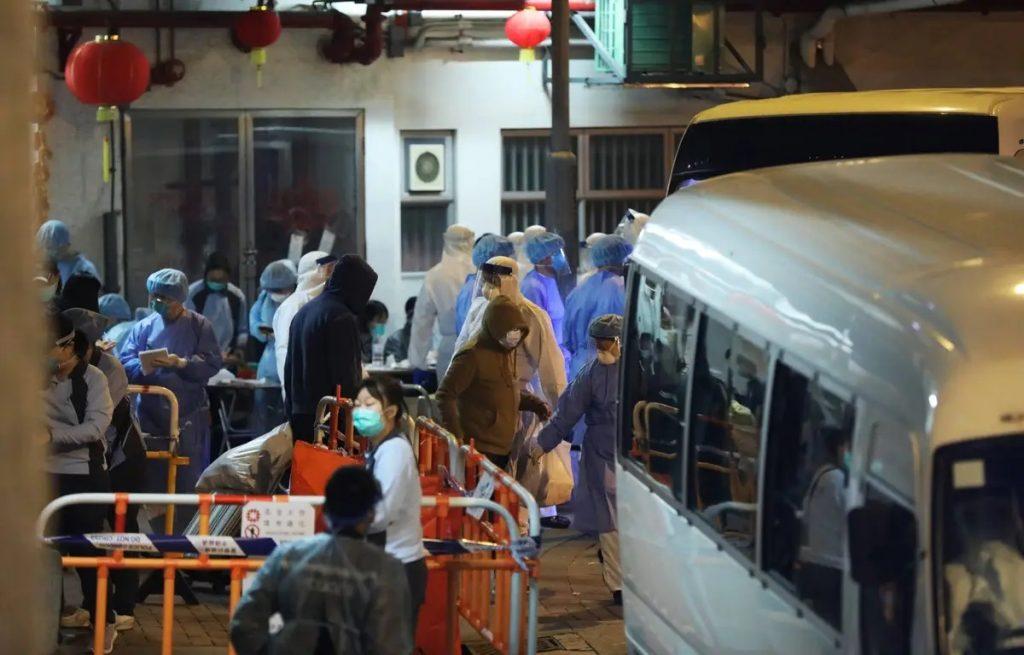 1100 morts, mais le nombre de nouveaux cas baisse — Coronavirus