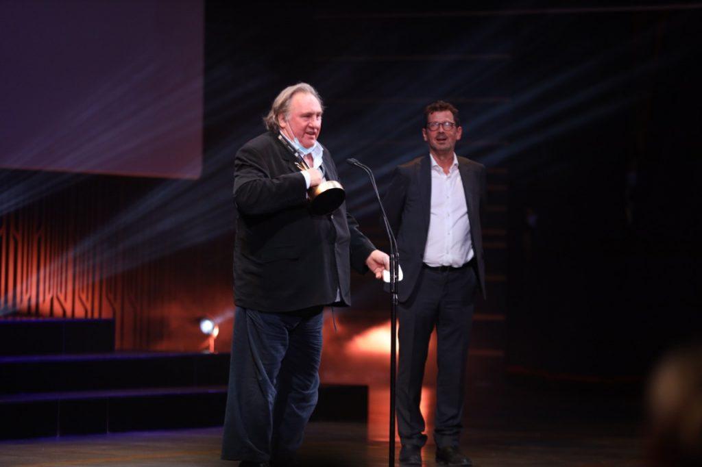 El Gouna 2020 - Gérard Depardieu