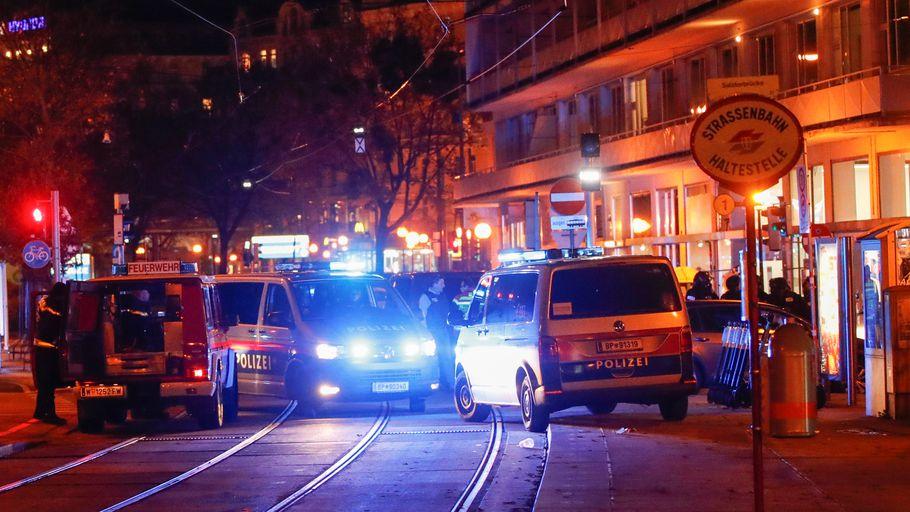 Autriche : attaque terroriste en cours près de la grande synagogue de Vienne