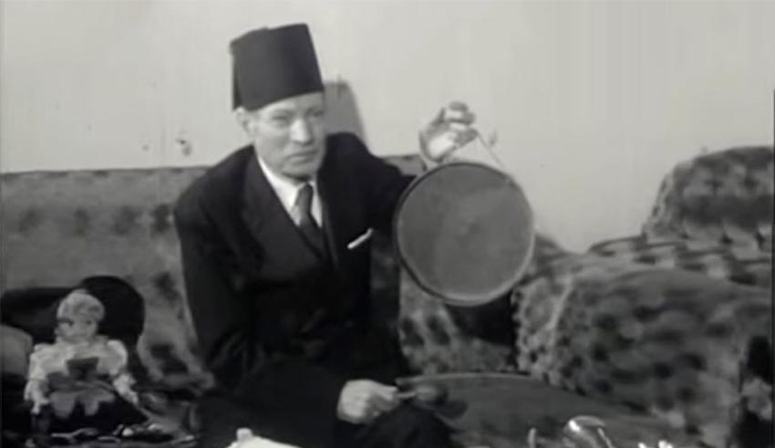 Abdelaziz El Iroui à la Télévision Tunisienne