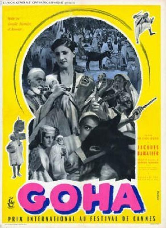 Affiche du film Goha
