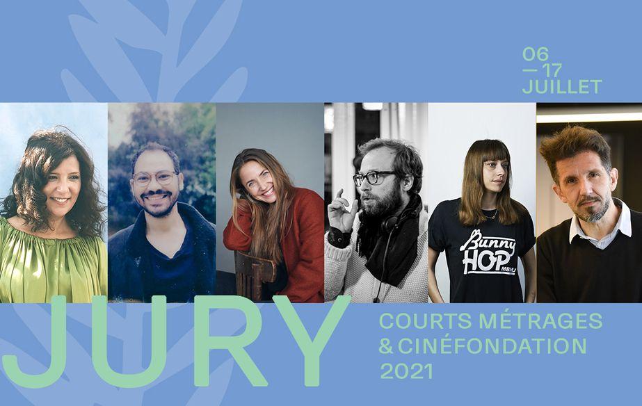Cannes 2021 - Jury courts métrages