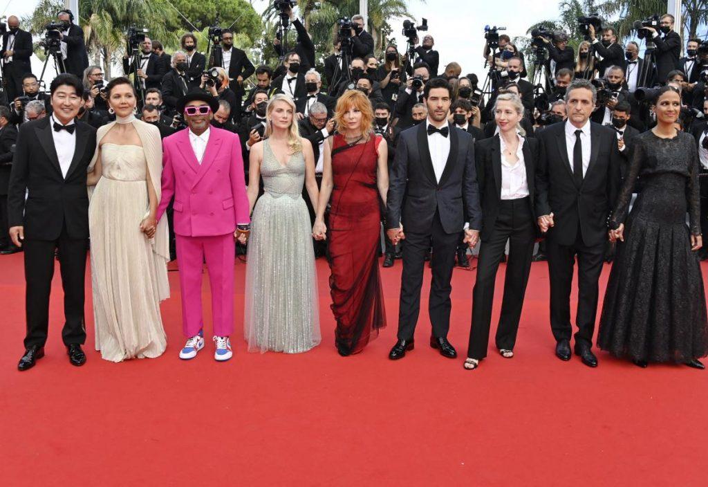 Jury Cannes 2021