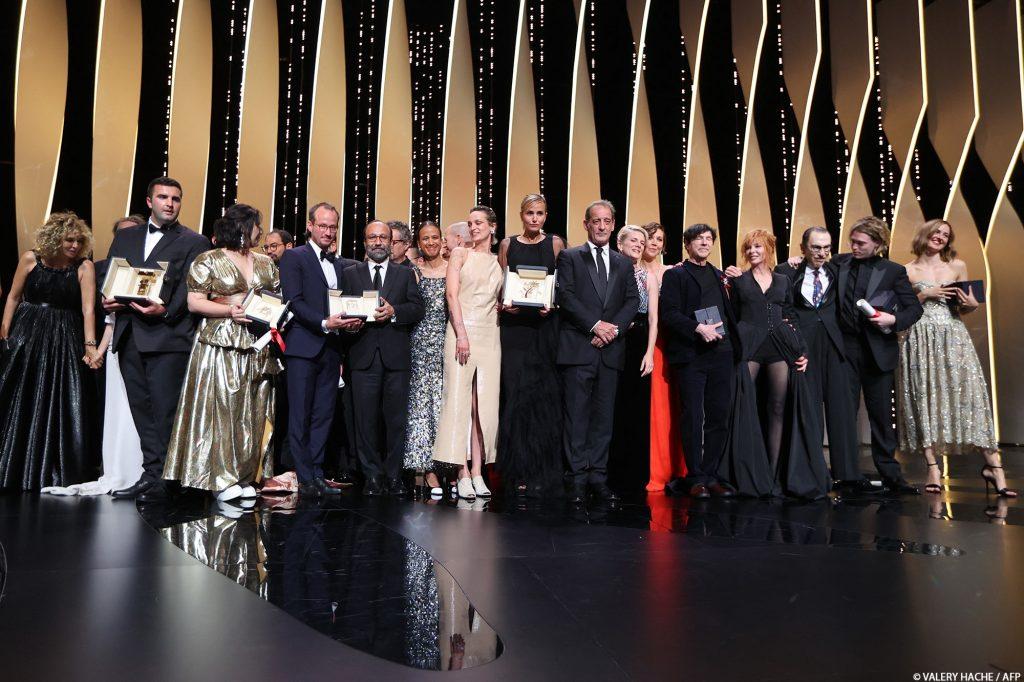 Cannes 2021 Palmarès